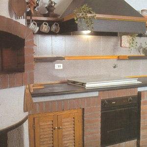 Piani per cucina in ardesia design casa creativa e - Mensole per cucine ...