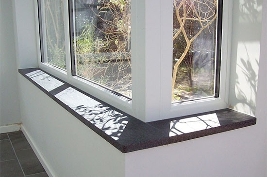 Window ledges and thresholds